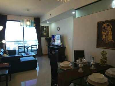 Supalai Premier Place Asoke - living 02