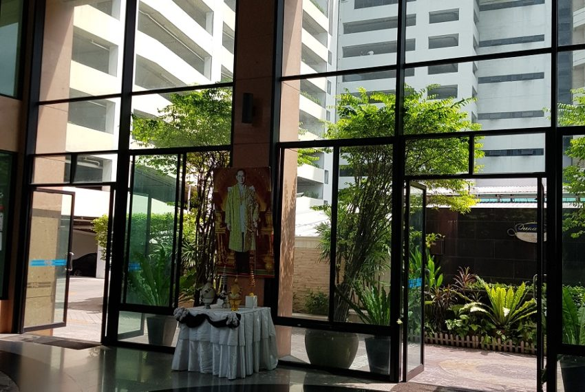 Supalai Premier Place Asoke - lobby