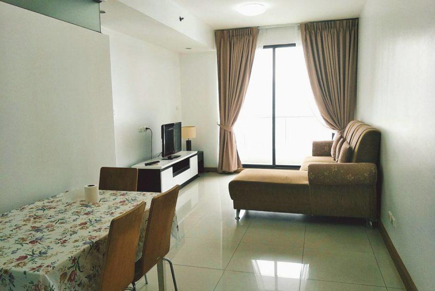 Supalai Premier Place Asoke - rent-2bedrooms-dinning