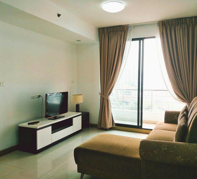 Condo for sale in Asoke - 2 Bedroom - Mid Floor - Supalai Premier Place Asoke