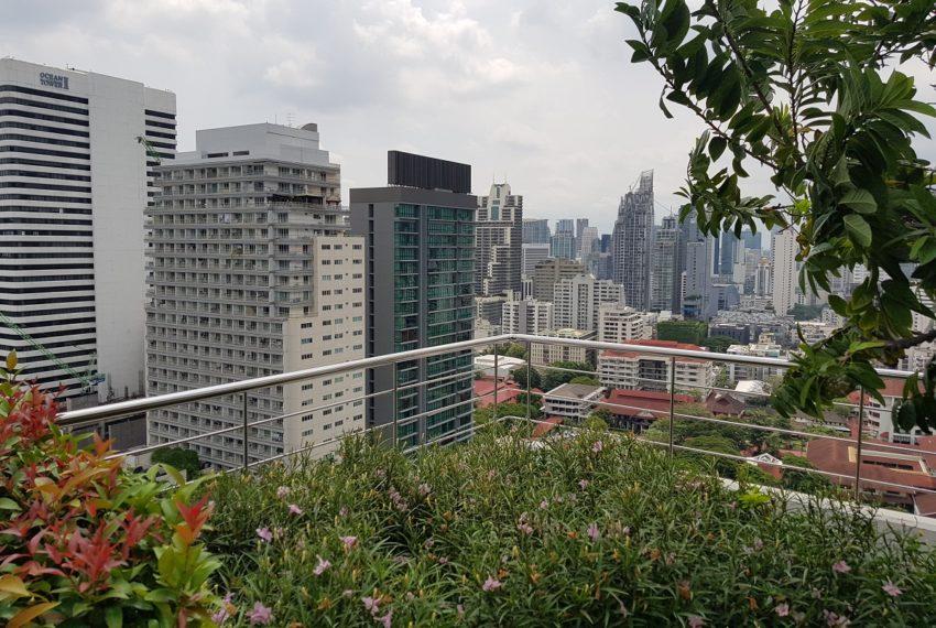 Supalai Premier Place Asoke - roof garden