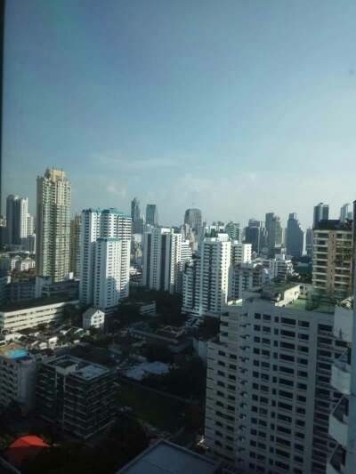 Supalai Premier Place Asoke - view city