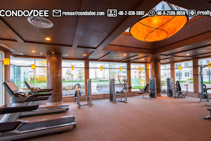 Supalai Wellington - fitness