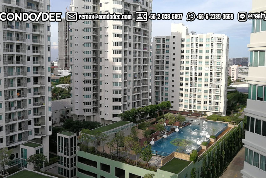 Supalai Wellington - gym