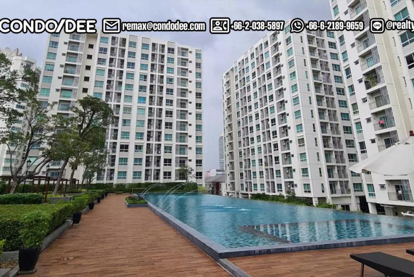 Supalai Wellington - lobby