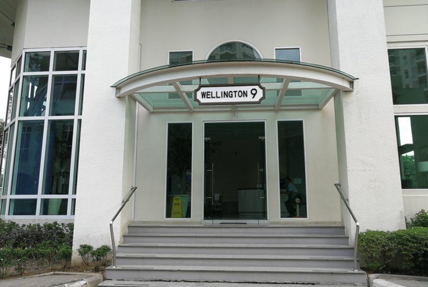 Supalai Wellington1-buildingfront