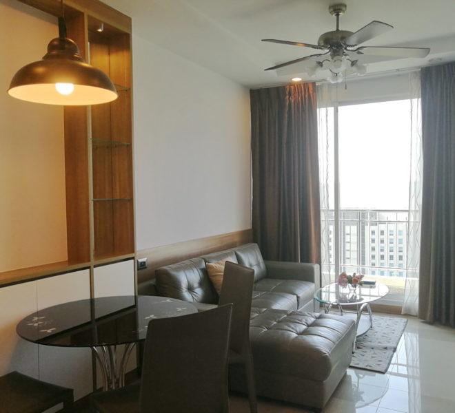1 bedroom condo for sale at Rama 9 - mid floor - Supalai Wellington condominium