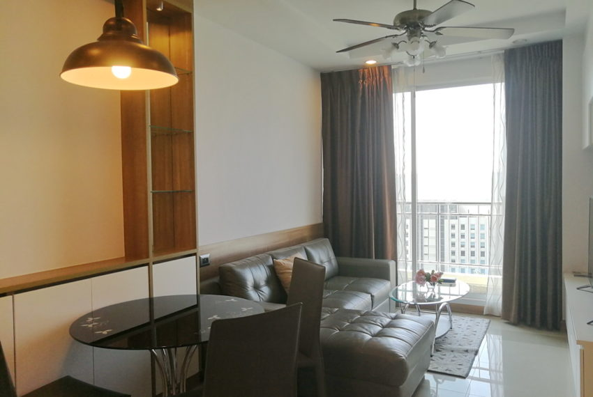 1 bedroom condo for sale at Rama 9 - mid floor - Supalai Wellington condominium