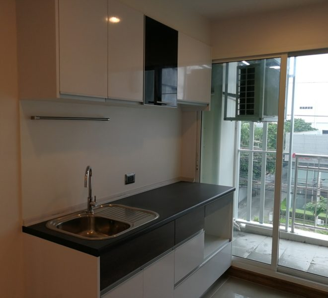 1 Bedroom Condo Sale Supalai Wellington - New Apartment - Low Floor
