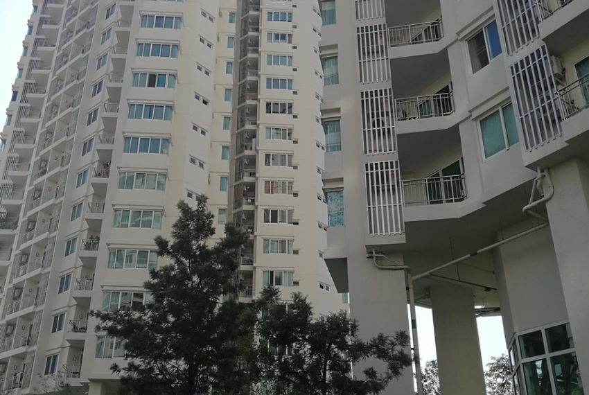 1 bedroom flat for sale at Rama 9 - mid floor - Supalai Wellington condominium