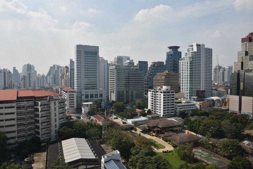 Suplalai Prmier Place Asoke - city view
