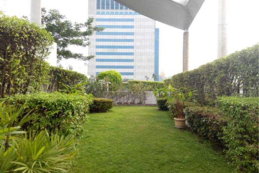 Suplalai Prmier Place Asoke - garden