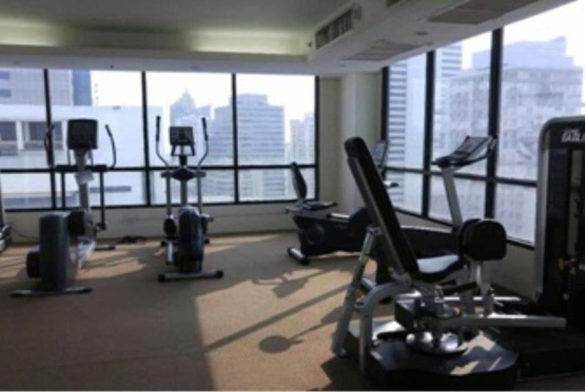 Suplalai Prmier Place Asoke - gym room