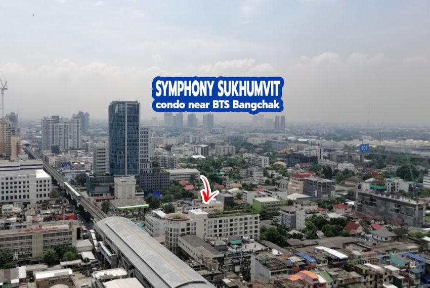 Symphony Sukhumvit condo - REMAX CondoDee