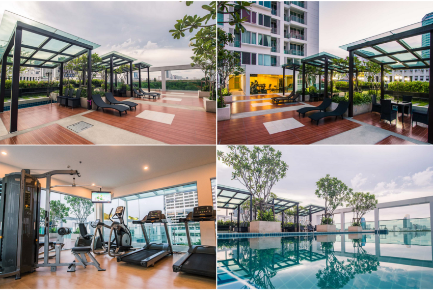 TC Green Condominium - facilities