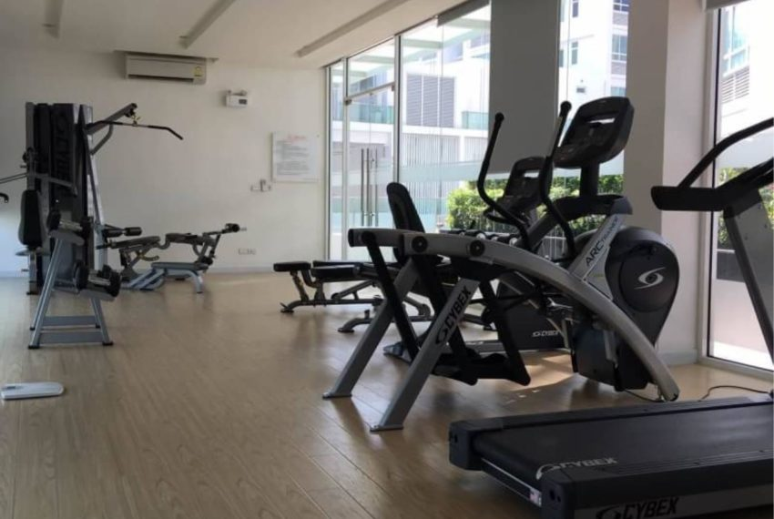 TC Green Condominium - fitness