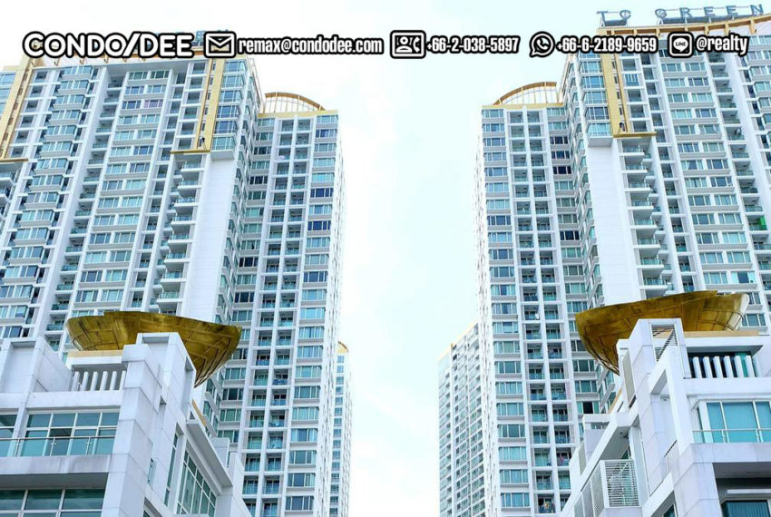 TC Green Condominium - relax area