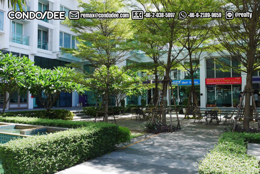 TC Green Condominium - towers