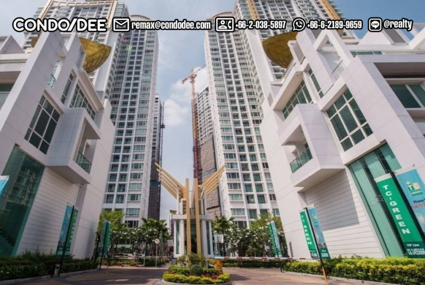 TC Green Rama 9 condominium - REMAX CondoDee
