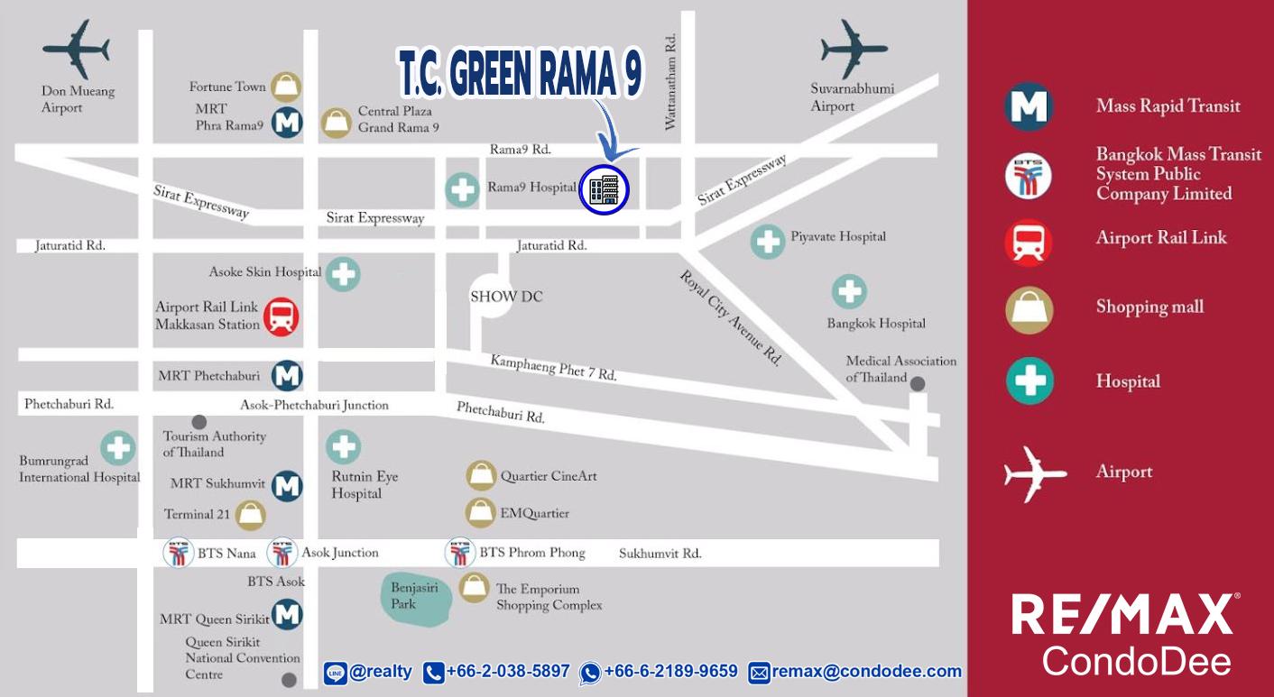TC Green Rama 9 Condominium