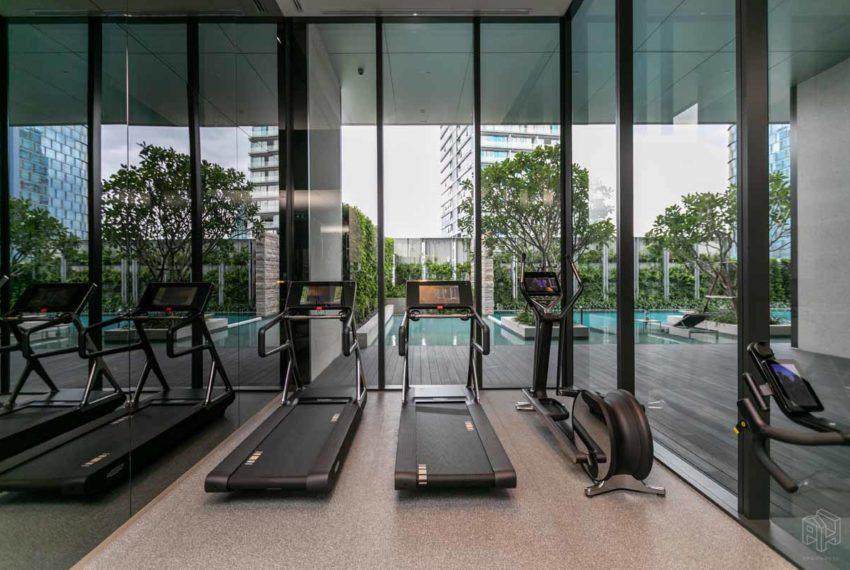 TELA Thonglor condominium - fitnes