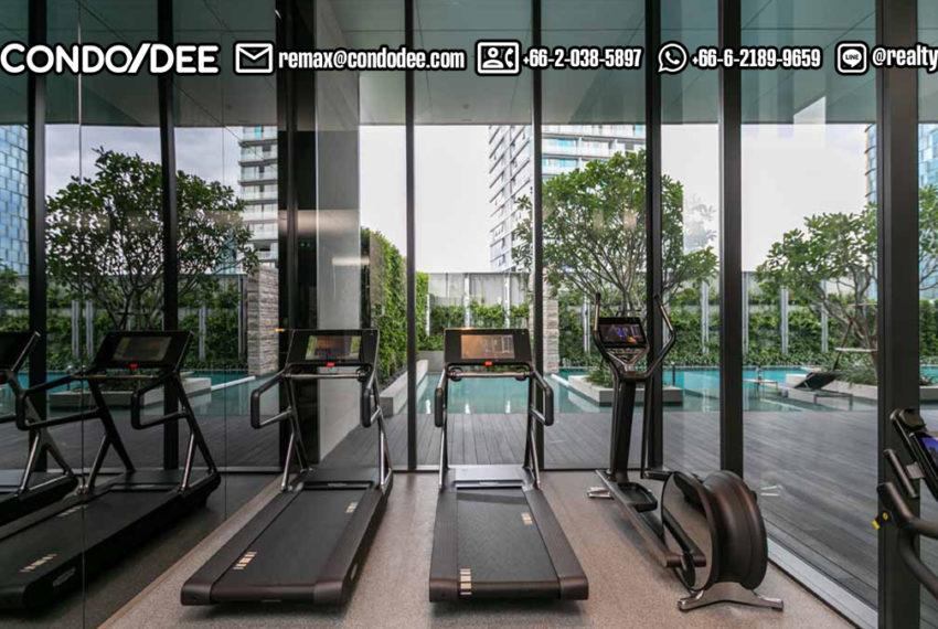 TELA Thonglor condominium - garden