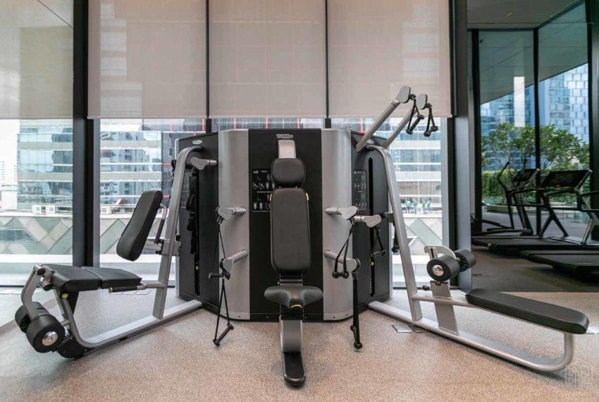 TELA Thonglor condominium - gym