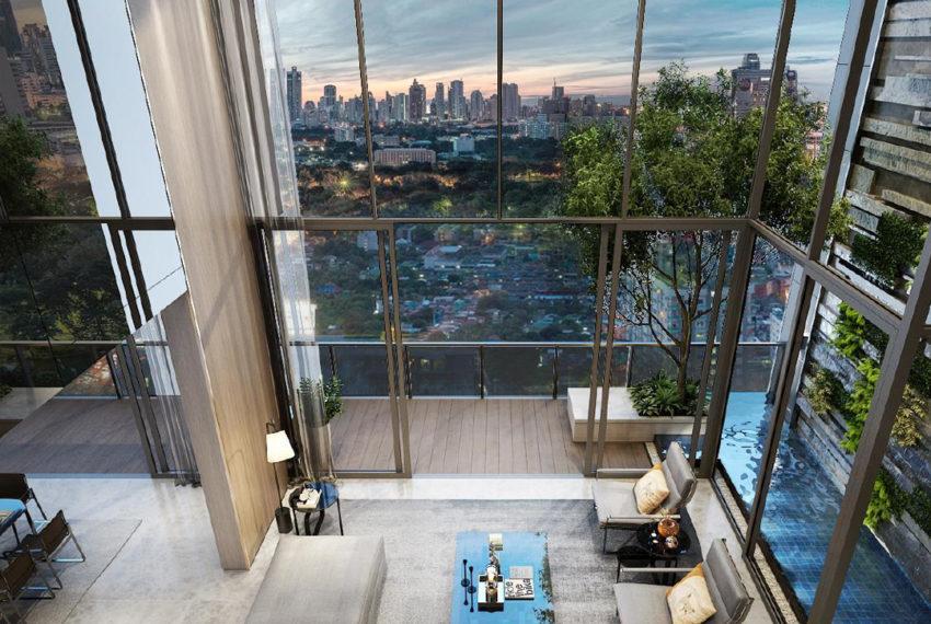 TELA Thonglor condominium - lounge