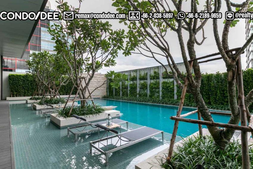 TELA Thonglor condominium - swimming pool