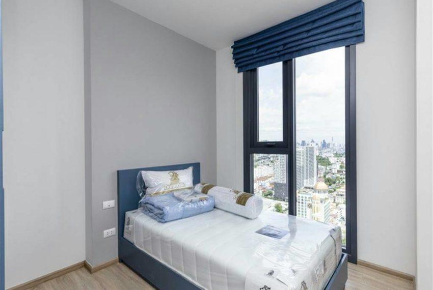 THE BASE Garden Rama9-Rent-bedroom4