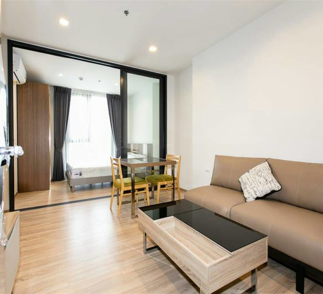 Top Floor Rental Cheap in The BASE Garden Rama 9