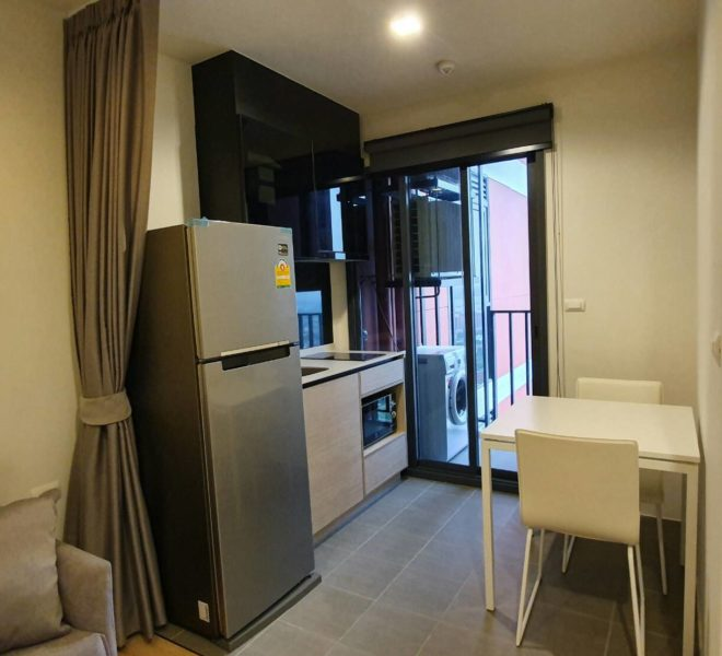 Top Floor Rent in The BASE Garden Rama 9 - Cheap