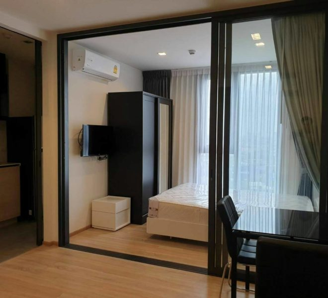 High Floor Rent Near Airport Link in The BASE Garden Rama 9