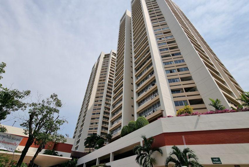 Tai Ping Towers - Bangkok apartment