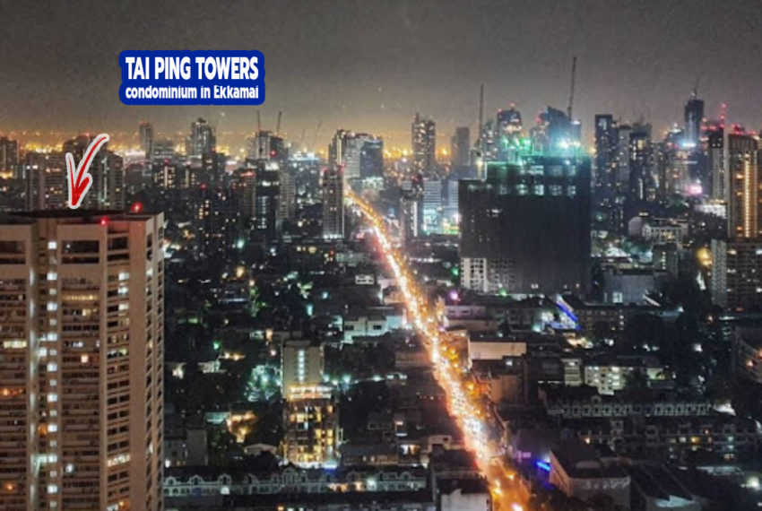 Tai Ping Towers condo 2 - REMAX CondoDee