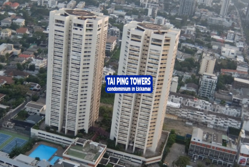 Tai Ping Towers Condominium in Ekkamai