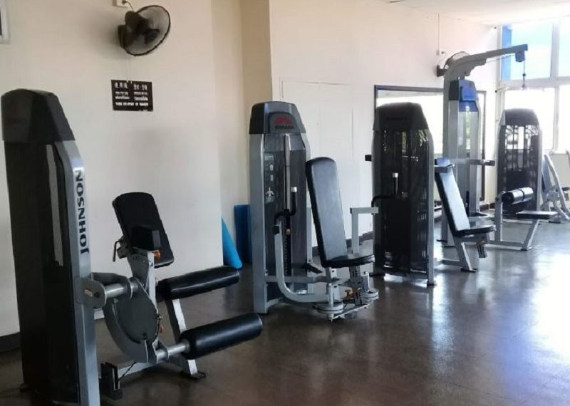 Tai Ping Towers condo in Ekkamai - gym