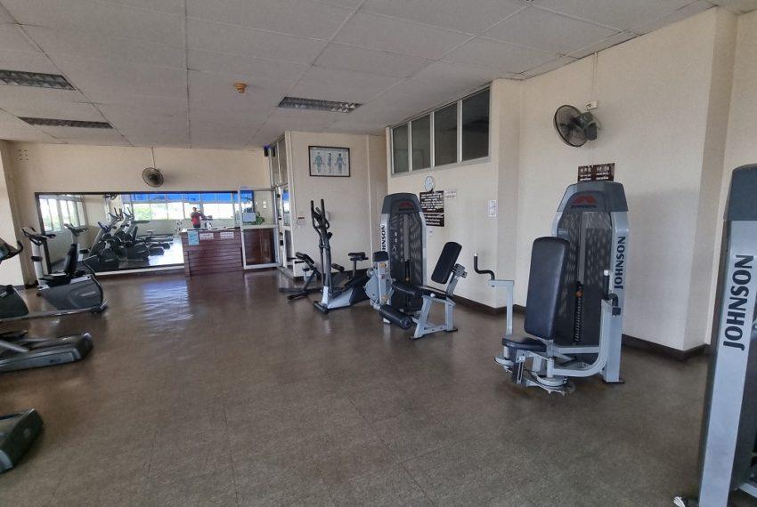 Tai Ping Towers - gym