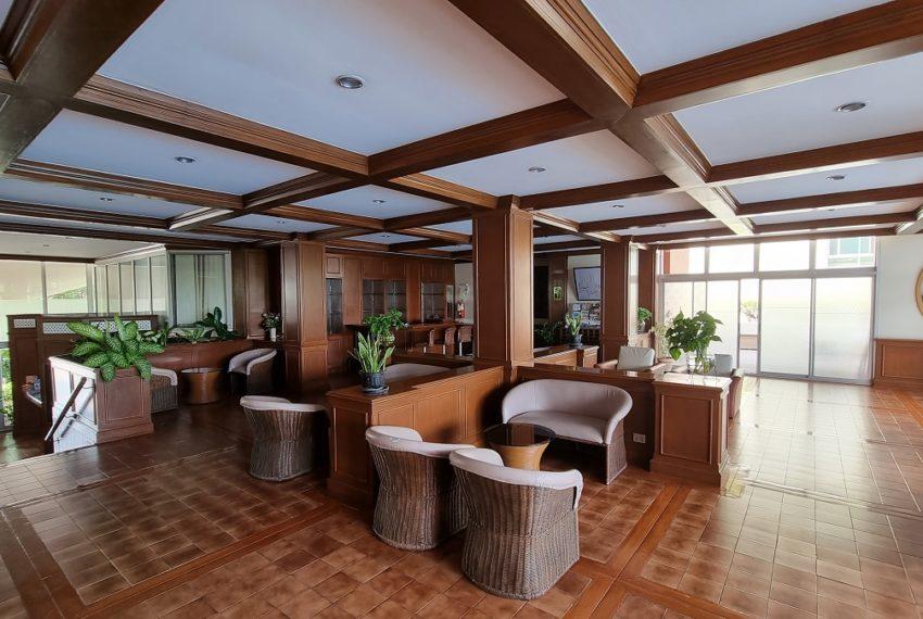 Tai Ping Towers - lobby