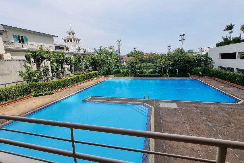 Tai Ping Towers - pool