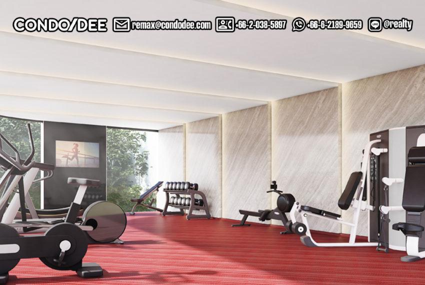 Taka Haus Condo - fitness