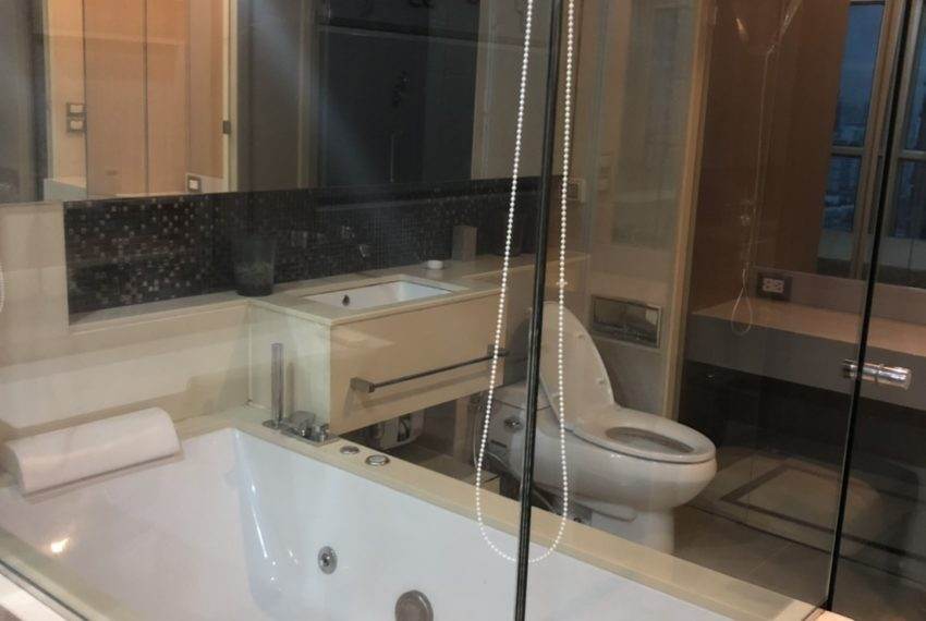 The Address Asoke - 1 bedroom-sale-bathroom