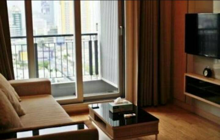 The Address Asoke - 1 bedroom-sale-flat TV