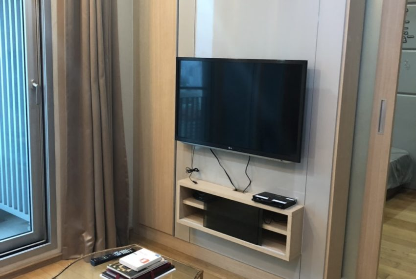 The Address Asoke - 1 bedroom-sale-livingroom