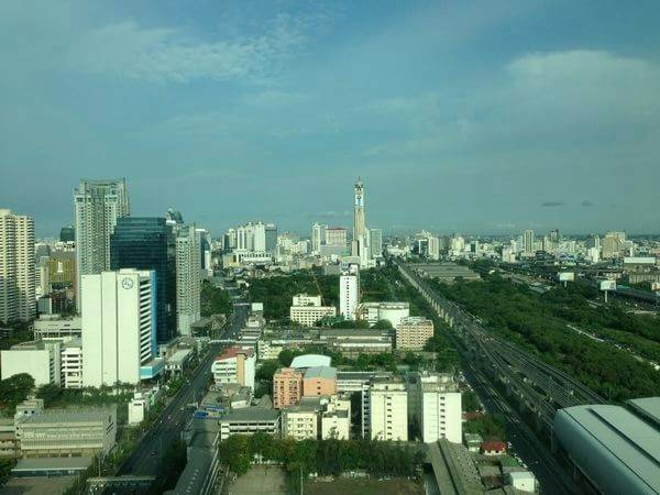 The Address Asoke-1-bedroom-top-floor-sale-city-view