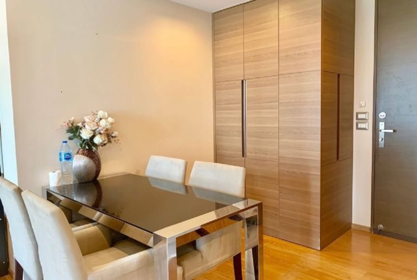 The Address Asoke 2 bed 2 bath- dining room