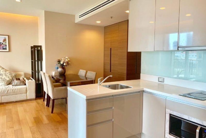 The Address Asoke 2 bed 2 bath- living room-3