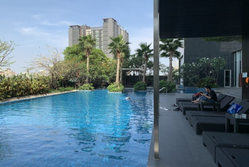 The Address Asoke 2 bed 2 bath- swimming pool-2