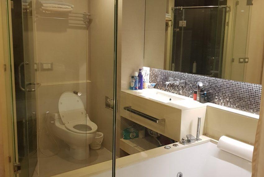 The Address Asoke 39 floor sale - bathroom