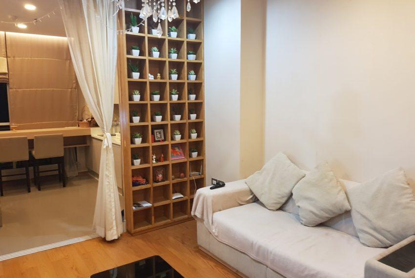 The Address Asoke 39 floor sale - furnished
